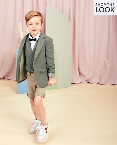 Un beau look de communion